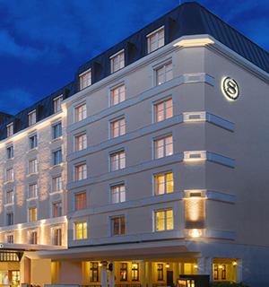 Salzburg Hotel Exterior